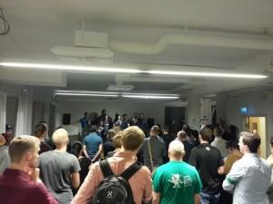 Startup Weekend World Tour