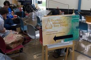 Startup Weekend San Diego