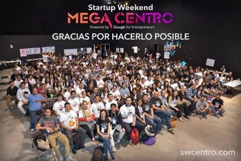 Startup Weekend Mega Centro