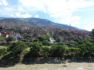 Cable car Medellin
