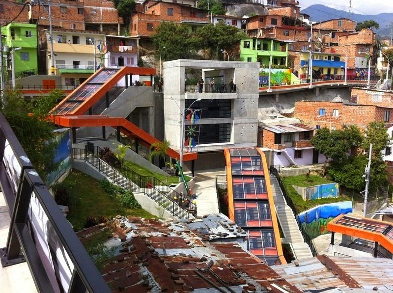 Medellin Bike Tour Downtown